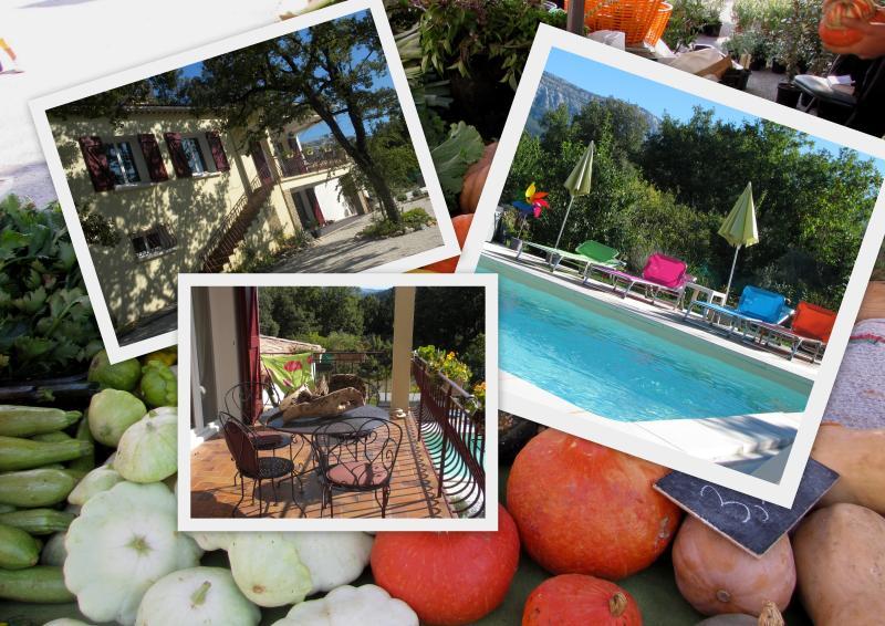 LA VILLA MAORE ( Var), casa vacanza a Crozon-sur-Vauvre