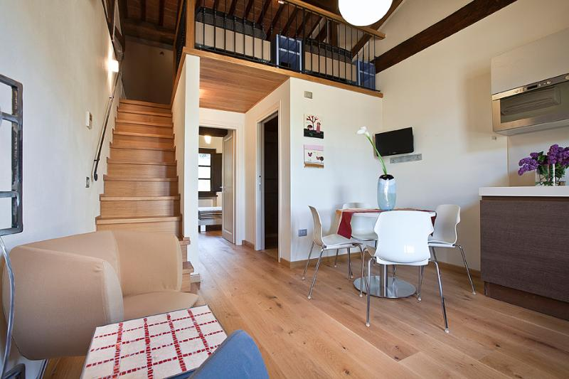Apartamento 4 camas habitación loft
