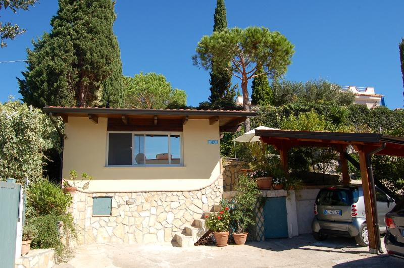 External view of 'A Casa di Eta'