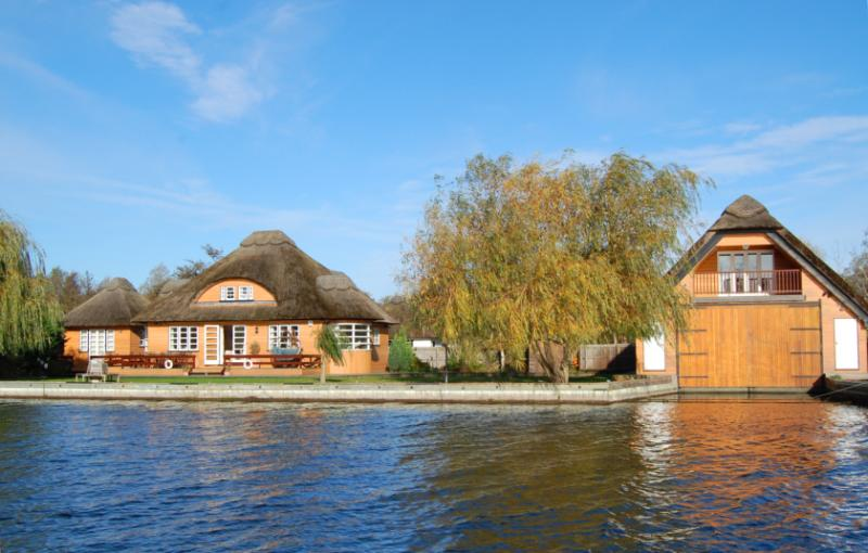 Bureville, The Pod & Boathouse