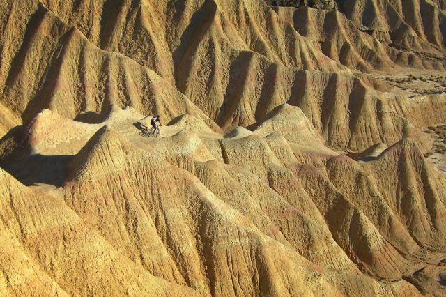 Bardenas Wüste - Wandern