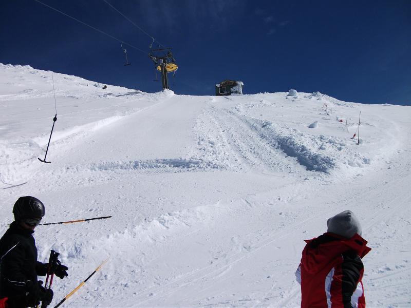 Ski resort sierra nevada