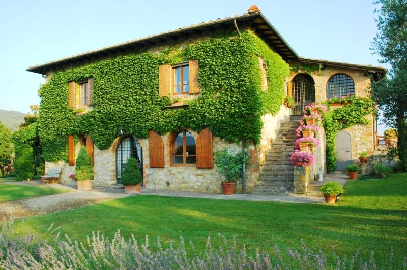 La Collina, holiday rental in Ambra