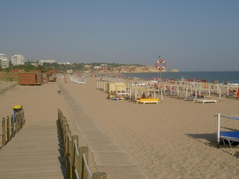 Stunning Alvor Beach