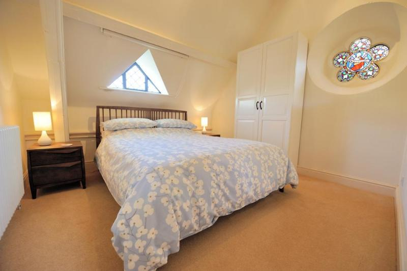 Main double bedroom, with impressive features