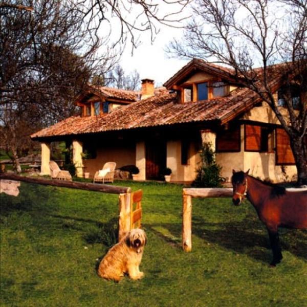 PALOMAR II: Las Casas del Palomar, casa vacanza a Provincia di Segovia