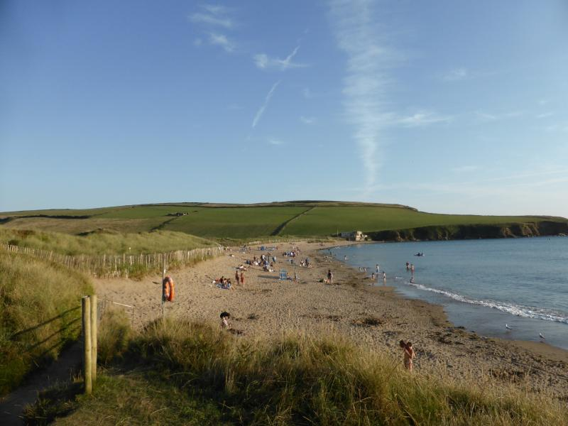 Bantham beach - great for families