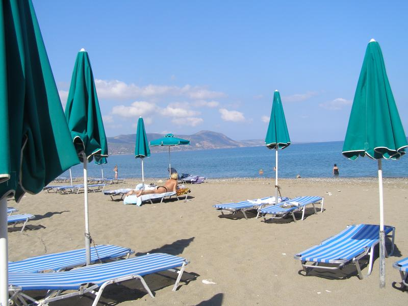 Local Beach at Polis Chrysochous Bay