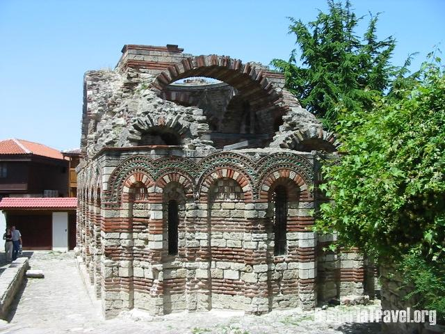 Enjoy the sights and atmosphere of historic Nessebar