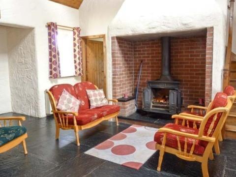 Molls Cottage Living Room