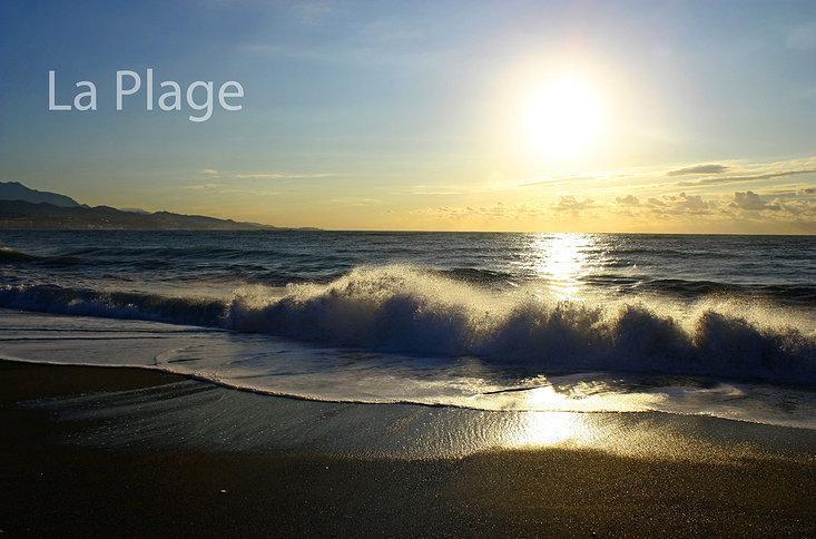 plage torre del mar
