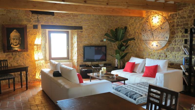 Appartamento vista mare, Ferienwohnung in Casale Marittimo