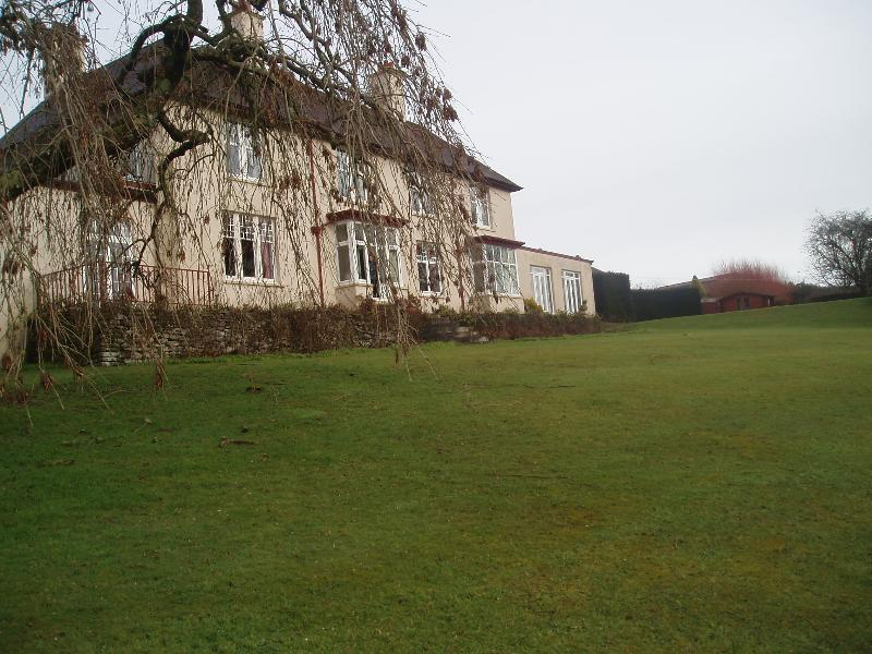 South View of Beaford House