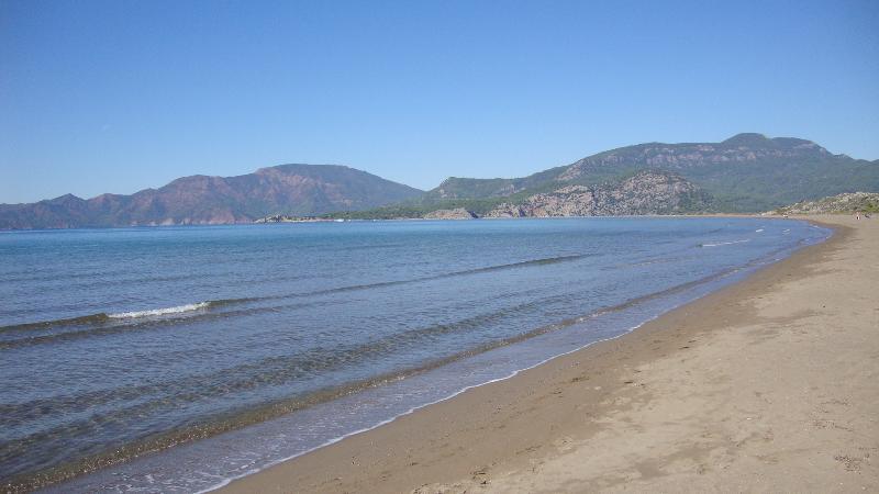 Iztuzu (Turtle) Beach