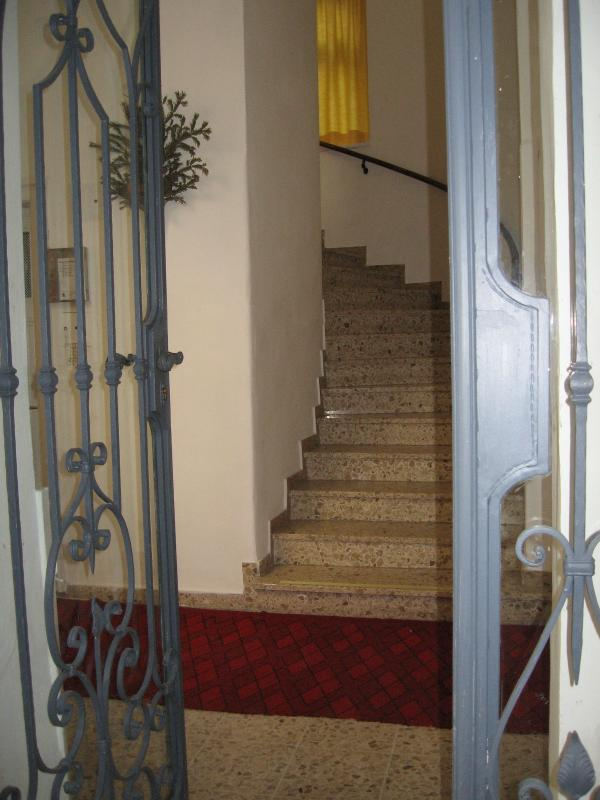 Second Door to Staircase