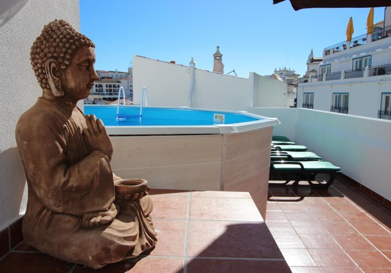 Sunny Terrace w Pool