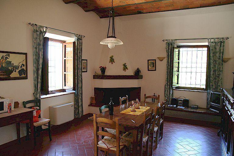 Agriturismo Sommassa kitchen