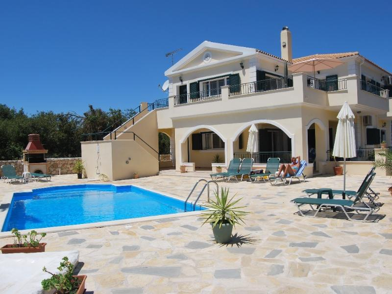 Villa Michelee, location de vacances à Céphalonie