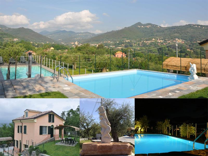 Pigato Agriturismo La Ramera, 3 pools, vacation rental in Province of Savona