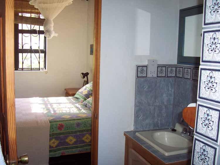 ensuite bathroom/bedroom