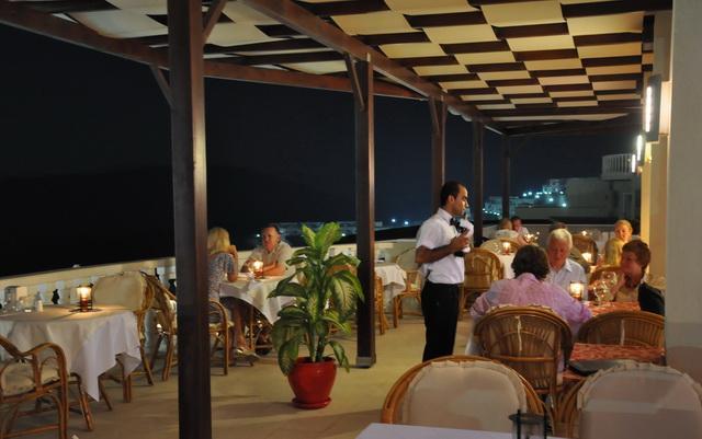 Paradiso restaurante con vistas al mar