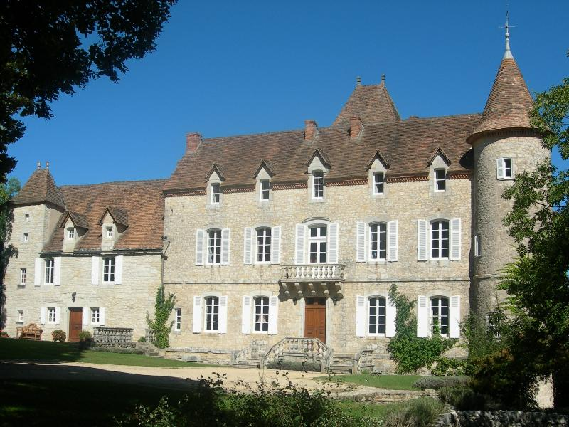 Château de Lamostonie, vacation rental in Lot
