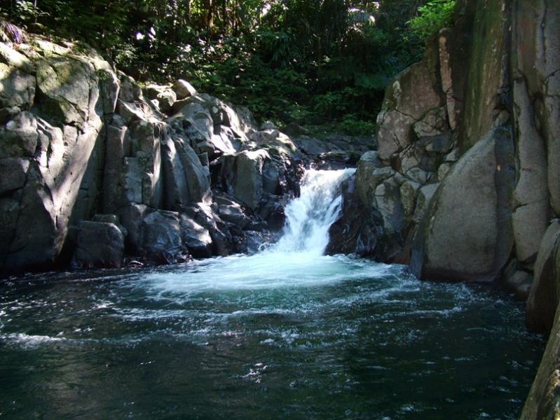 Chaudiere Pool . Fresh, clean ,beautiful water !