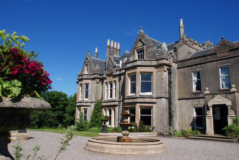 Balinakill Country House is a wonderful victorian country house on the west coast of Scotland