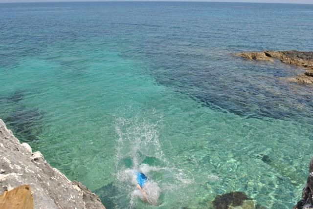 Turquoise waters at your doorstep!