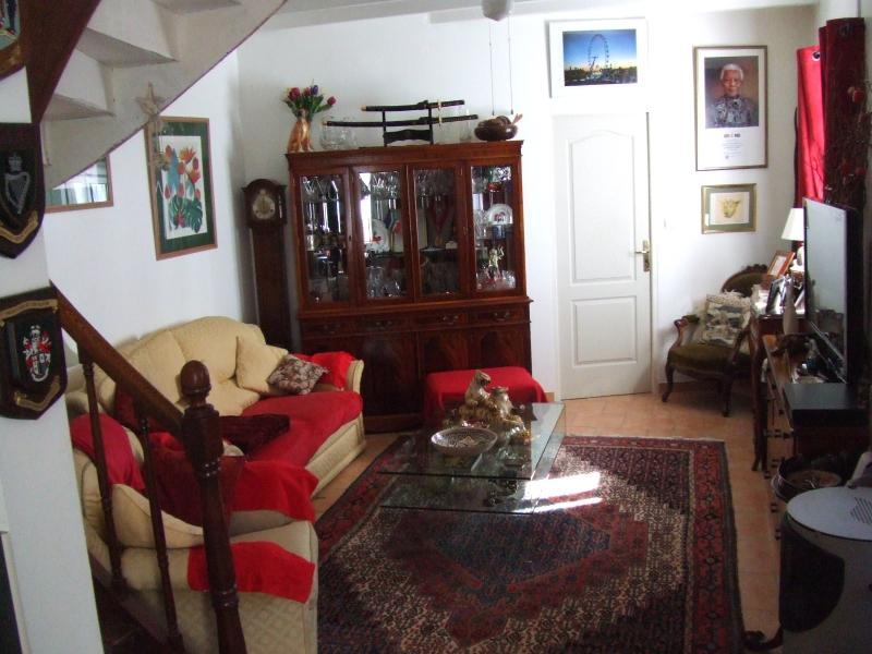 Communal Living Room with TV
