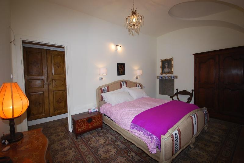 Residenza Cavour, camera matrimoniale