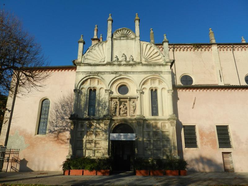 Santuario di S. Maria dei Miracoli, Sec. XV (Lonigo)