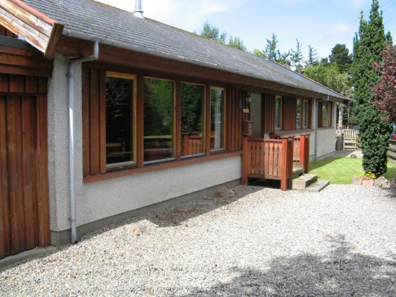 Lorien, vakantiewoning in Aviemore and the Cairngorms