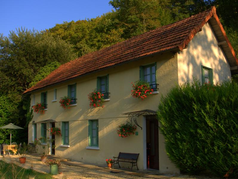 The House Next Door and The Mason Green at Le Relais des Roches - two luxury cottages