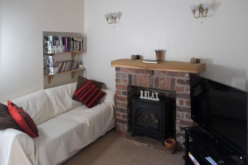 Modern and comfortable lounge