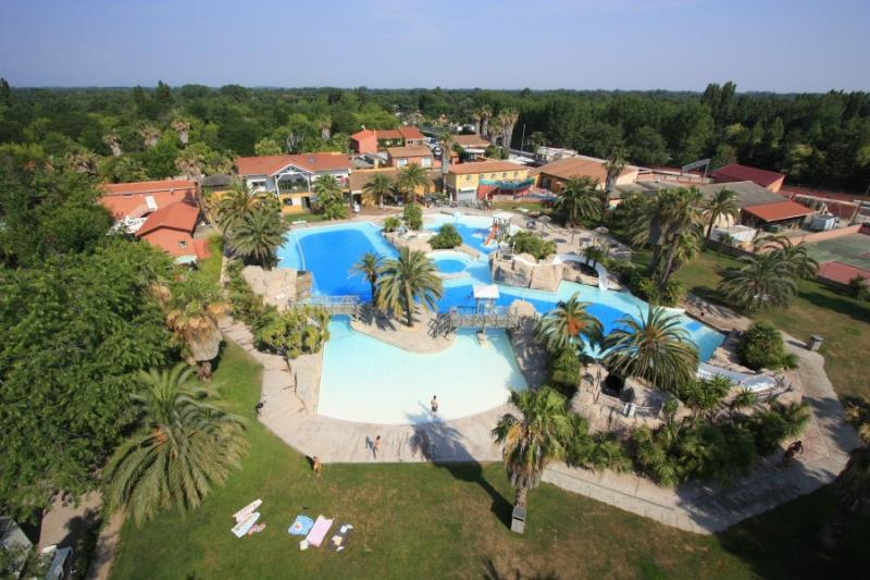 Camping La Sirene: 5 star site with great entertainment