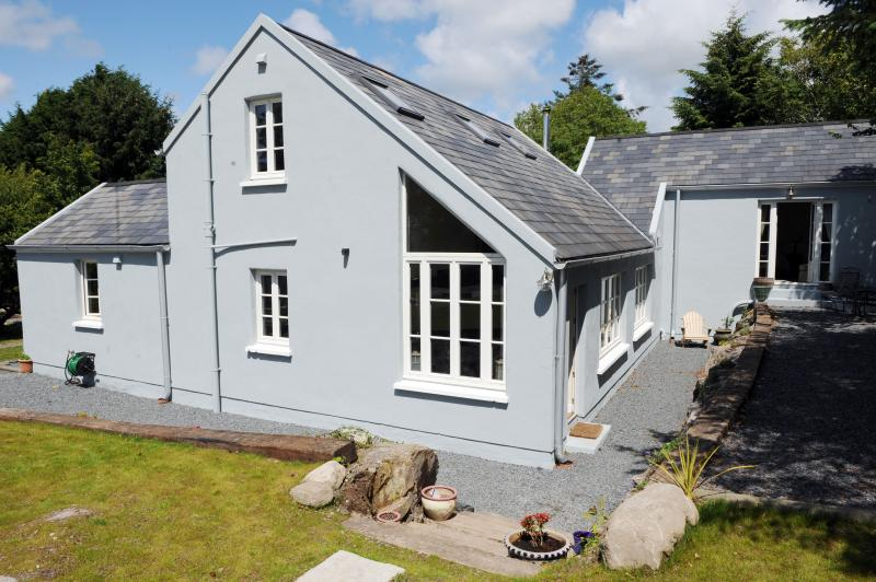 Kilcoe Cottage – semesterbostad i County Cork