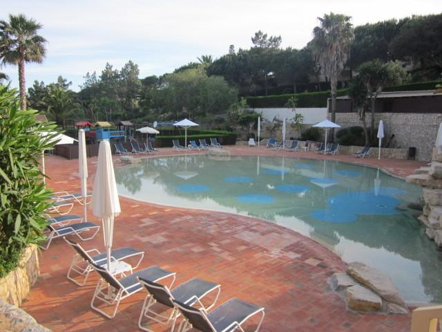 Childrens pool at SPA