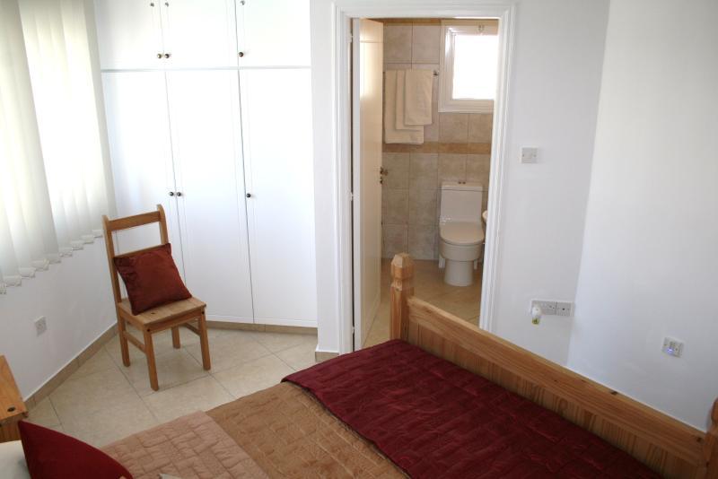 Master Bedroom showing En-suite & Wardrobes
