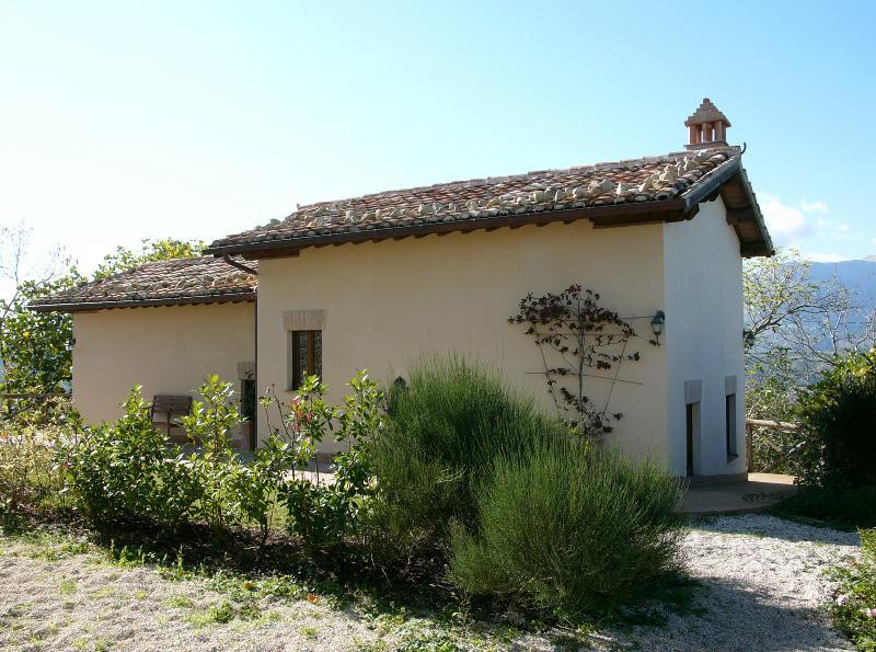il cottage La Ginestra