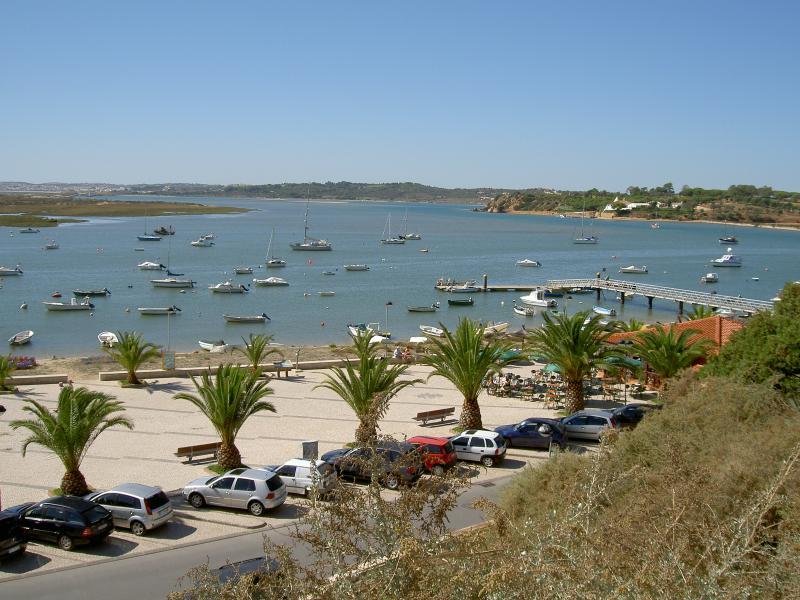 Alvor Harbour & Promenade