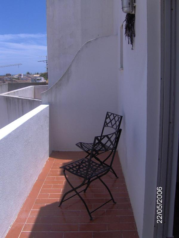 Front Balcony with Sea View
