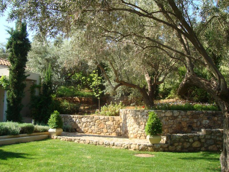 Garden , Emerald Villa