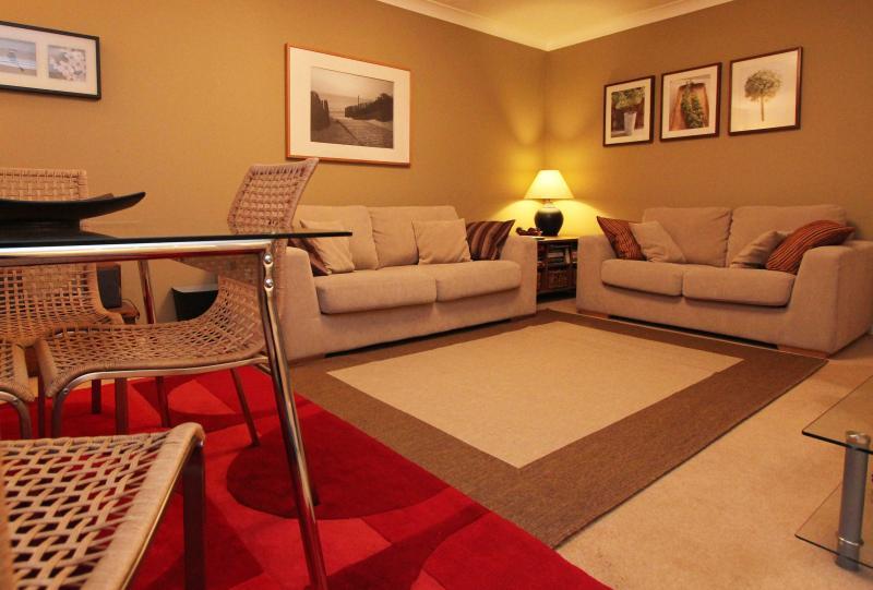 Gezellige lounge. Gratis Wifi internettoegang.