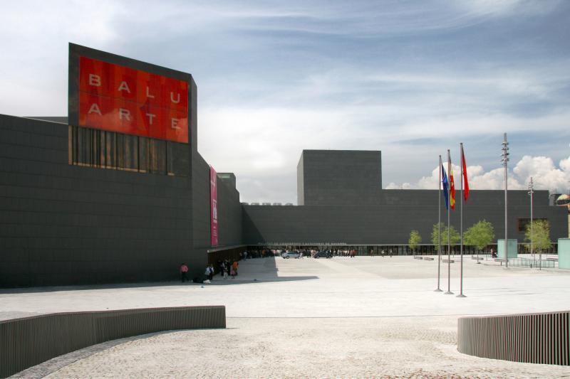 Palacio de congresos Baluarte