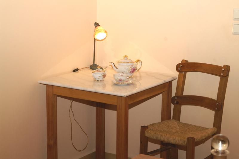kitchen - second table