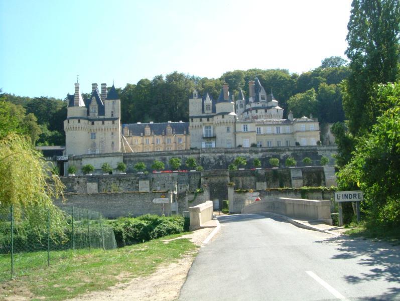 USSE - le château de la belle au bois dormant