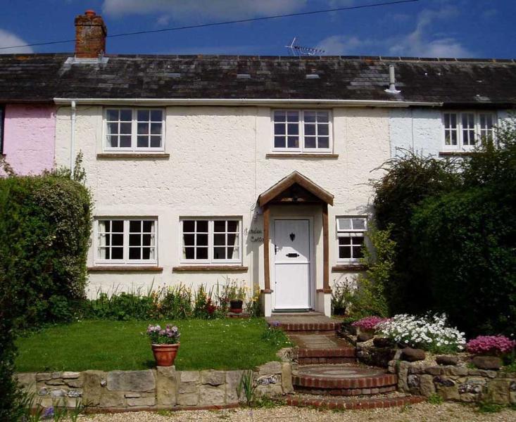 Garden Cottage, Rockbourne, alquiler vacacional en Cranborne