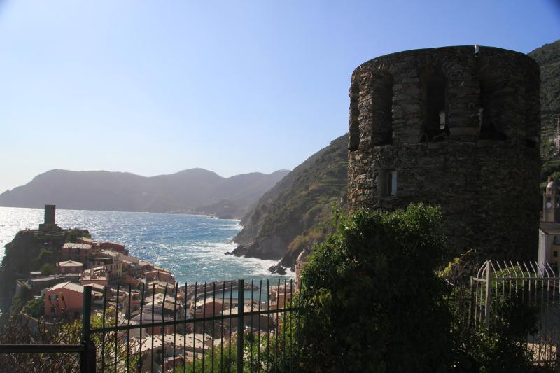 Vernazza, Cinque Terre - another view from the same day trip