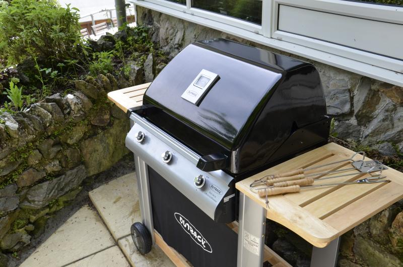 Although if the weather is on your side, why not fire up a BBQ...